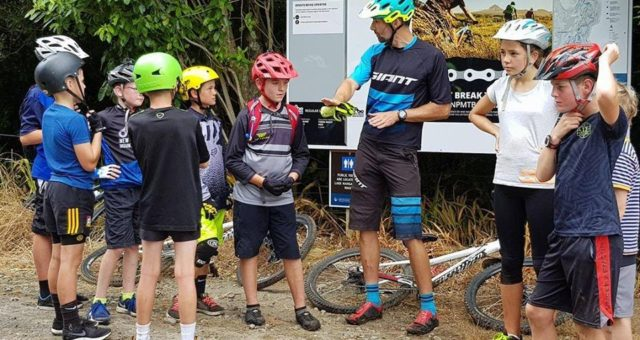 Little Rockets Youth MTB Skills Clinics